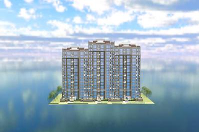 VR全景看房 三维H5交互 线上3D住宅商品房鉴赏