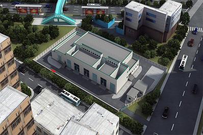 Web3D数字孪生电力核电站三维可视化建模系统