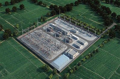 工业Web3D电厂变电站vr三维仿真可视化综合展示