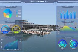 智慧园区三维建筑在线展示3D可视化管理系统开发