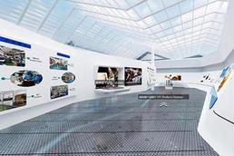 3D虚拟商店VR/AR购物系统商品在线全景展厅开发
