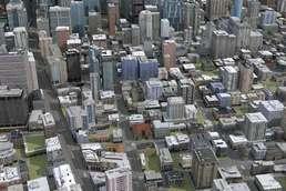 3D导览图线上三维地图虚拟沙盘VR全景展厅产品模型展示