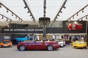 揭秘商迪3D制作的国内VR车展3D展示全景虚拟展馆是如何提升销量的
