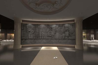 数字文博艺术馆_VR虚拟展馆_线上虚拟博物馆_3D古玩在线展馆