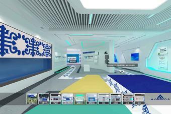 商迪3D企业产品展示_数字化3D展示企业展馆的优势