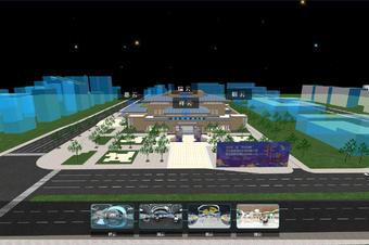 商迪3D打造非遗云展VR虚拟三维展会通过网络传承经典