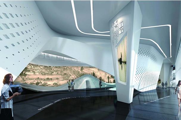 商迪3D机械类企业H5线上展示企业展厅VR线上企业虚拟展厅