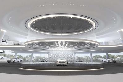 360度虚拟VR看车平台为你倾情打造3D数字车展--商迪3D