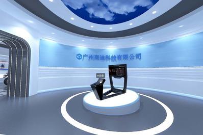 数字企业展馆企业线上VR企业云展带来的3D漫游感受