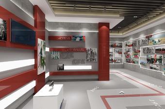 线上3D廉政展厅红色VR教育展厅VR党建馆的春天来了