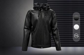极具创意的线上3D试衣间,在线个性选款换色试衣的AR购物体验!