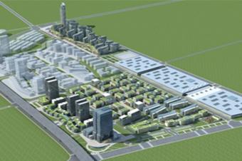全景智慧园区:3D建模技术和3d可视化的融合