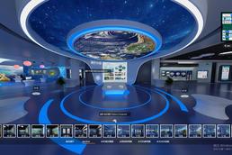 3d虚拟展厅报价单 vr虚拟展厅费用