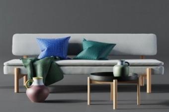 3D全景家具线上模型智能家具三维产品展示效果