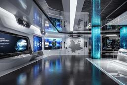 看似酷炫的企业虚拟展厅的VR全景展示,是通过什么技术做出来的呢?