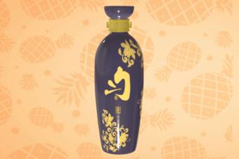 贵州匀酒蓝花3D建模产品三维模型在线展示