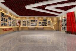VR党建虚拟展厅,线上VR党建展馆教育模式