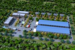 数字孪生工厂解决方案,打造线上三维可视化透明工厂