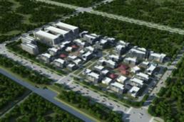 智慧园区产业园区三维可视化大屏展示新方向