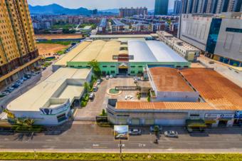 倾斜摄影3d工厂可视化建模车间展示平台