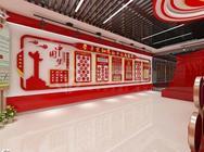数字党建展厅_3D党建虚拟展厅:数字时代党建文化新面貌