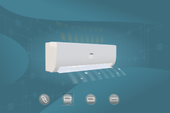 空调3D展示和vr展示技术对于商品展示的具有里程碑的意义