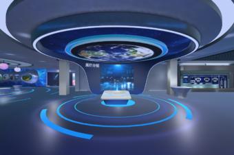渐进式3d云展厅之水资源3D虚拟展示体验