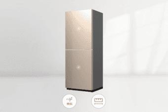 冰箱产品建模-3D冰柜模型智能制作创意生活艺术