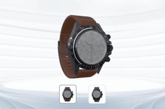 电商产品手表3d建模立体三维模型线上展示