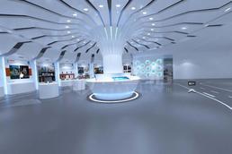 5G+3D技术:3D企业线上展厅三维全景展示3D可视化场景应用成为可能