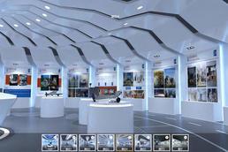 企业线上展会全景云展厅,实现高效互动引流