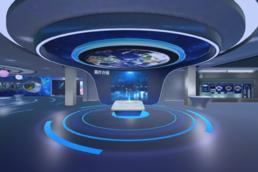 VR云展会云智能展厅,实现24h全景看展