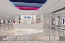 3D线上数字化展馆之云上服装展