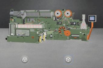 工业设备3D机械智能制造三维可视化仿真模型展示
