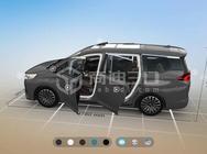 智能全景汽车3D展馆虚拟交互三维在线展示