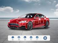 Web3D汽车展示模型三维VR全景展示功能