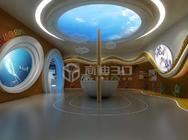 3D虚拟数字化博物馆展厅带你领略不一样的精彩